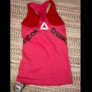Active wear Reebok CrossFit work out tank